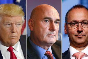Šefovi Monsanta i Bajera na raportu kod Trampa
