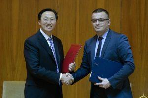 Jačanje saradnje sa Kinom u oblasti poljoprivrede