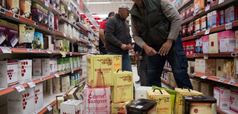 Francuski vinari vode kampanju protiv španske konkurencije