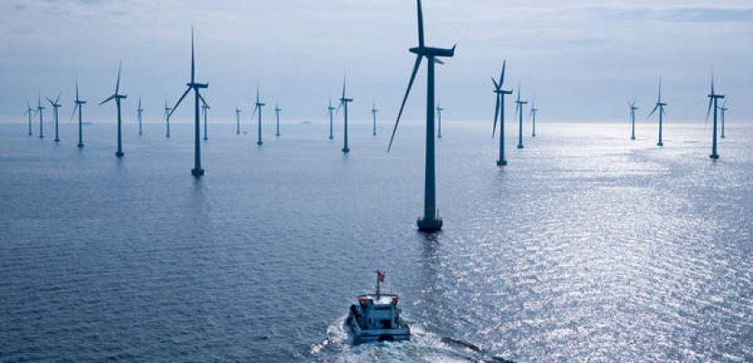 Rekordna gradnja morskih vetroelektrana uprkos krizi