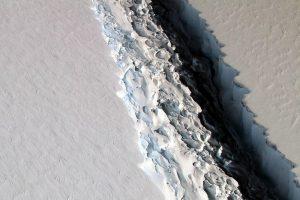 Ogroman ledeni breg se odvojio od Antarktika
