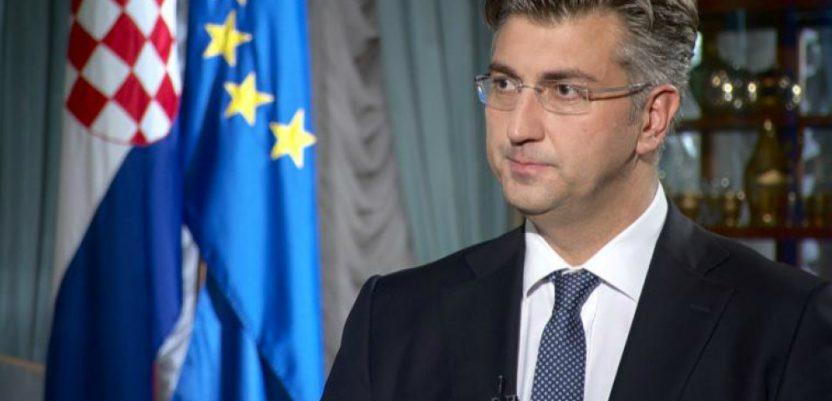 Plenković priznao da se preteralo s taksama