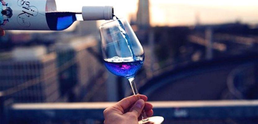 Španski vinari proizveli plavo vino