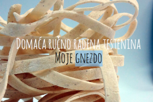 "Moje gnezdo – Duh Italije iz ""mamine"" kuhinje"