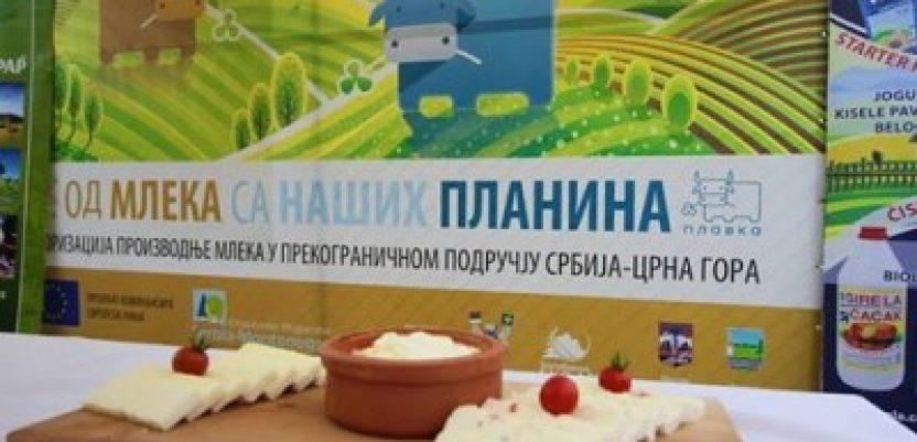 Nova mini mlekara na Zlatiboru