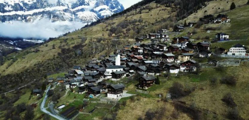 Švajcarci nude novac strancima da žive na selu