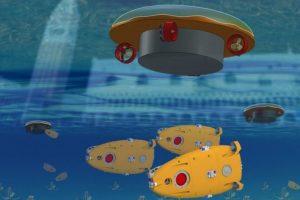 Ribe-roboti proveravaju kvalitet mora u Veneciji