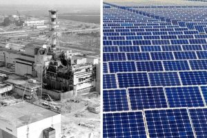 Revitalizacija Černobila uz pomoć zelene enrgije