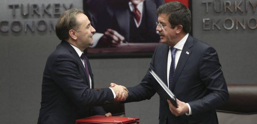 Novi Sporazum Srbije i Turske o slobodnoj trgovini