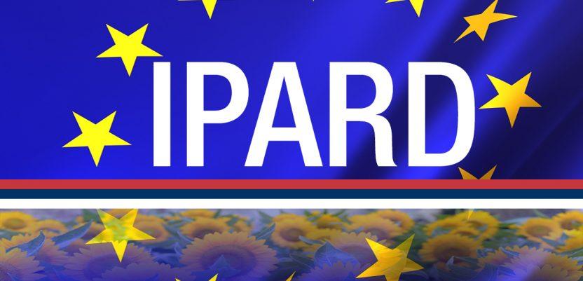 Potpisan finansijski sporazum IPARD 2