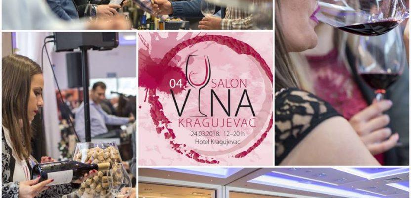 Četvrti Salon vina u Kragujevcu