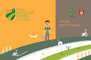 Otvoreni dani na Digitalnoj farmi počinju u aprilu