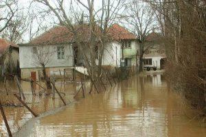 Vandredna odbrana od poplava na Južnoj Moravi