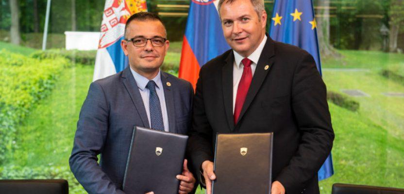 Saradnja mladih poljoprivrednika Srbije i Slovenije
