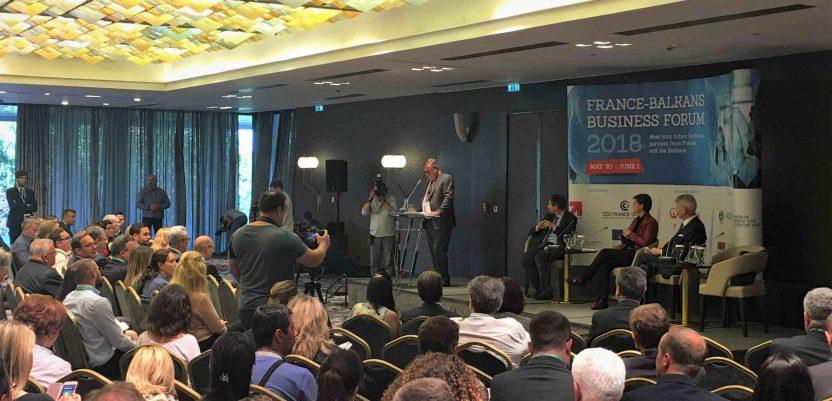 Crédit Agricole na Poslovnom forumu Francuska – Balkan 2018