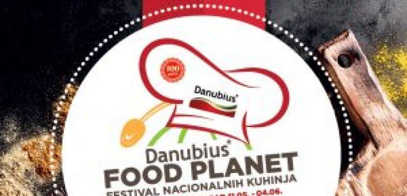 Danubius Food Planet od 11. maja do 3. juna u Novom Sadu