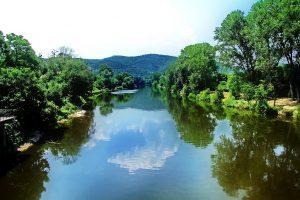 Voda Zapadne Morave nije ni za zalivanje