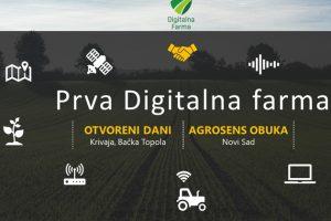 Prijave za 2. Otvoreni dan Digitalne farme do 23. maja