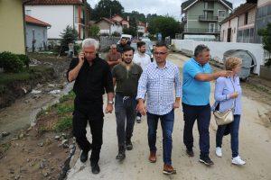 Nedimović najavio pomoć nastradalima od nepogoda