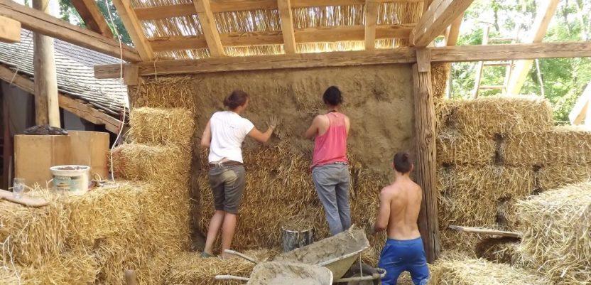 Kuća od slame – jeftina, ekološka i održiva