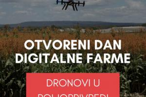 I dalje otvorene prijave se za posetu digitalnoj farmi