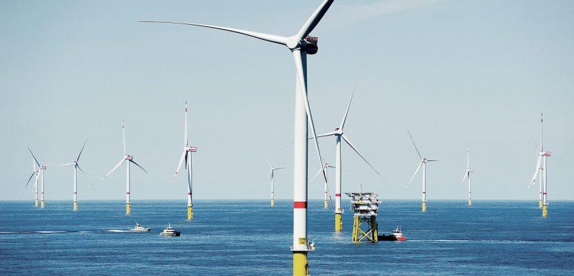 Proradio najveći vetropark na moru