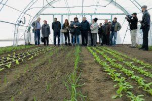 Inovativni plastenik za đake poljoprivrednih škola