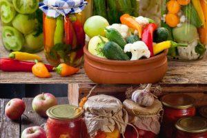Zimnica od organskog voća i povrća