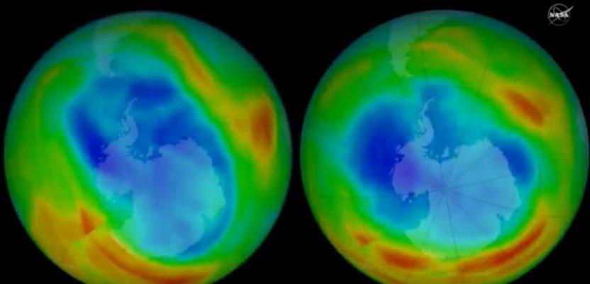 UN: Ozonski omotač Zemlje se oporavlja