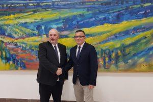 Srbija i Češka sarađivaće na suzbijanju afričke kuge