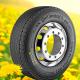 Prave automobilske gume od maslačka