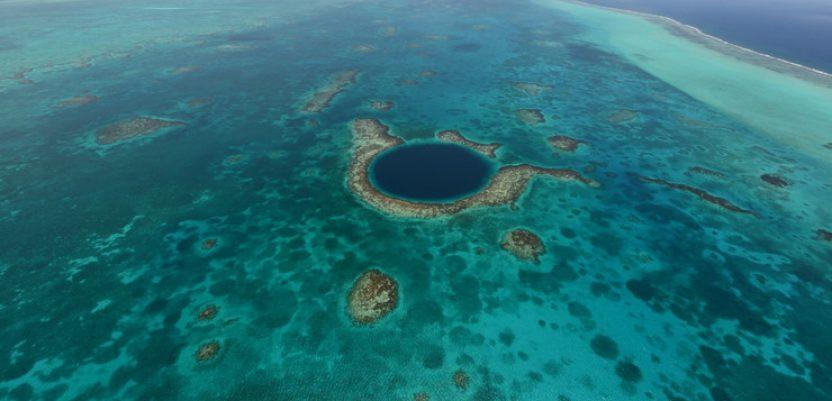 Velika plava rupa, najveća misterija okeana