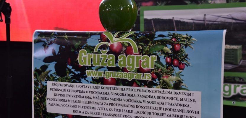 """Savetovanje voćara """"Gruža 2019"""" u Ravnom Gaju"""