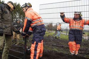 Danska počela gradnju ograde na granici sa Nemačkom