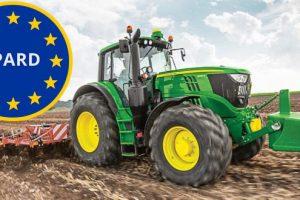 Dele se IPARD rešenja za nabavku traktora