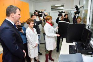 Otvorena laboratorija za molekularnu analizu hrane