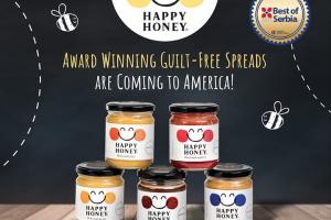 Happy honey: Srpska super hrana na američkom premijum tržištu