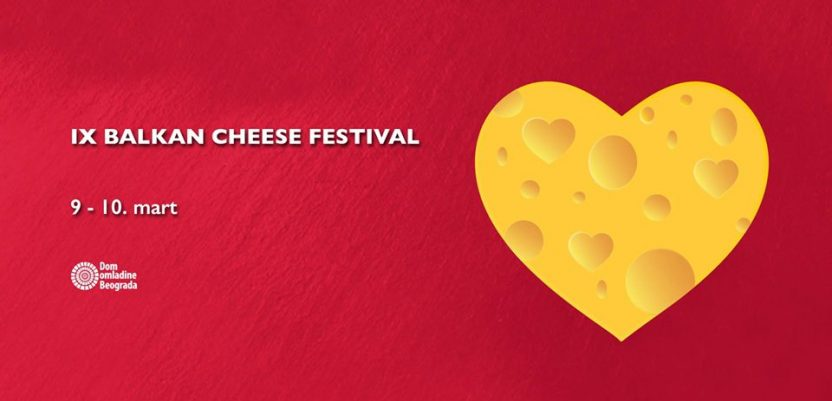 9. Balkan Cheese Festival za vikend u Beogradu
