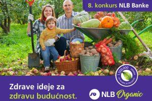 NLB Organic: Zdrave ideje za zdravu budućnost
