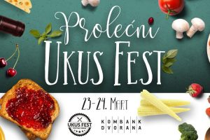 Prolećni ukus fest 23. i 24. marta u Beogradu