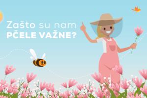 Pokrenuta kampanja za očuvanje pčela u Srbiji