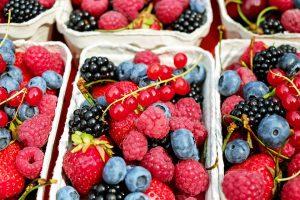 Velike potrebe Kine za bobičastim voćem