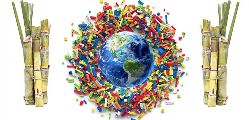 LEGO kockice od šećerne trske