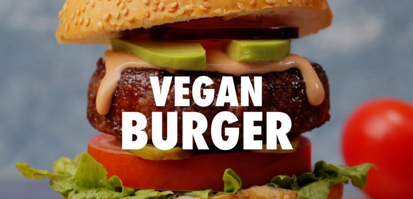 """""""Veganski disk"""" umesto veganskog hamburgera"""
