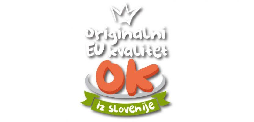 Orginalni EU kvalitet: OK iz Slovenije