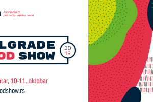 Belgrade food show, drugi put u Beogradu