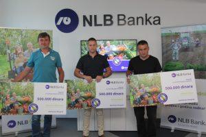 NLB banka dodelila nagrade za zdrave ideje