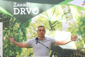 Počela najveća akcija sadnje drveća u Srbiji