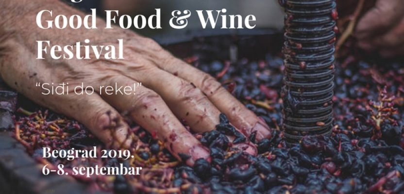 Festival dobre hrane i vina u Beogradu