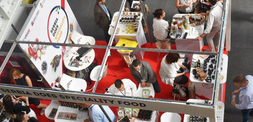 Srpski proizvođači hrane na prestižnom sajmu u Londonu